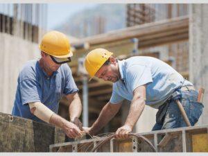 plusieurs dizaines de milliers d'artisans du bâtiment montent leur société.