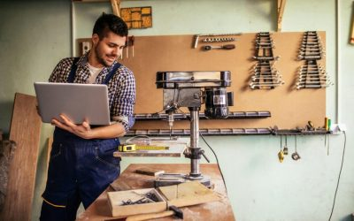 7 raisons de créer un site internet d'artisan